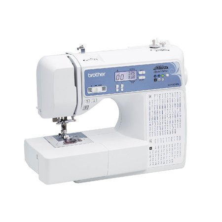 Brother Project Runway Limited Edition Computerized Sewing Machine Classy Computerized Sewing Machine
