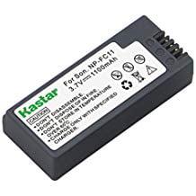 P10 P8 P7 Dsc V1 (Kastar Battery 1 Pack for Sony NP FC11 NP FC10 Sony Cyber shot DSC P12 DSC P10 DSC P8 DSC V1 DSC P7 DSC P5)