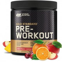 Energy & Endurance: Optimum Nutrition Gold Standard Pre-Workout