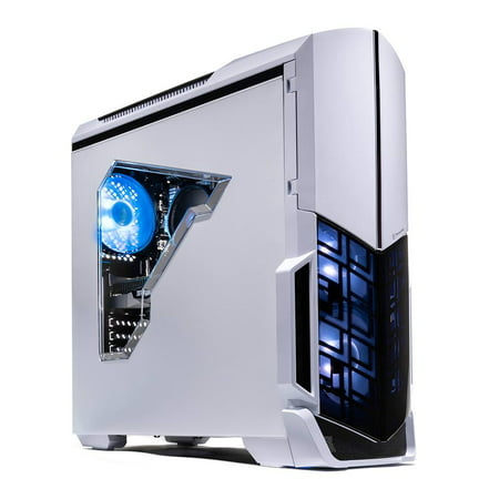 Skytech NVIDIA GeForce RTX 2060 Archangel Elite Gaming Computer Desktop PC AMD Ryzen 5 2600 3.4 GHz, RTX 2060 6G, 8GB DDR4, 500GB SSD, Windows 10 Home