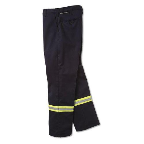Workrite 499Ut95nb Pants,Waist 31 In.,Inseam 28 In.,Navy