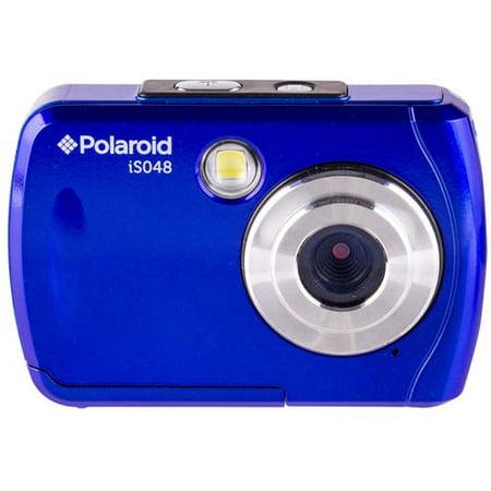 Polaroid IS048 Waterproof Digital Camera with 16