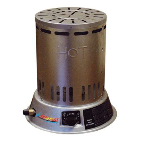 DuraHeat 25,000 BTU Portable Propane Convection Utility Heater