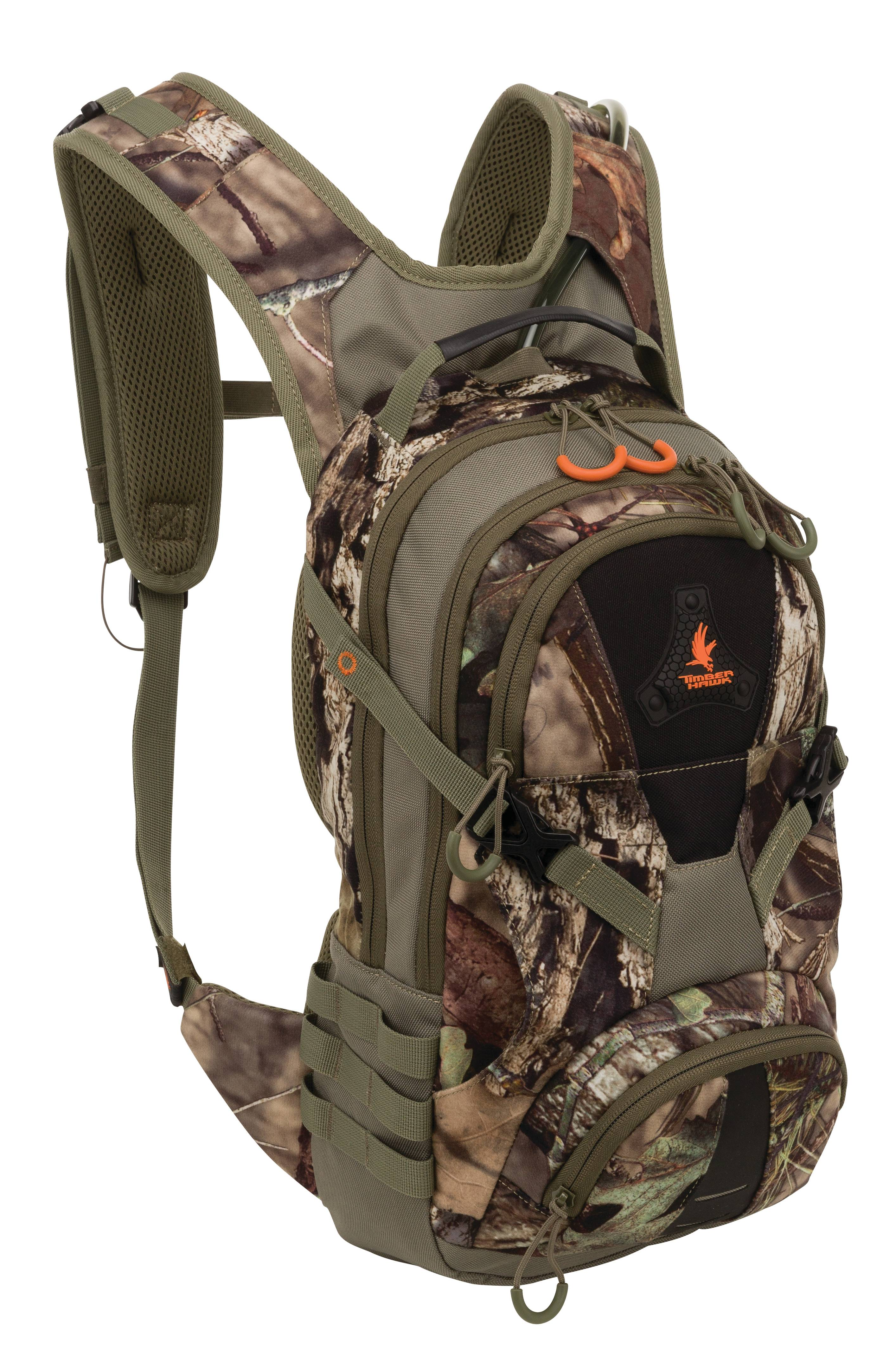 Timber Hawk Hydration Backpack, Mossy Oak Break Up Country Camo by The Outdoor Recreation Group