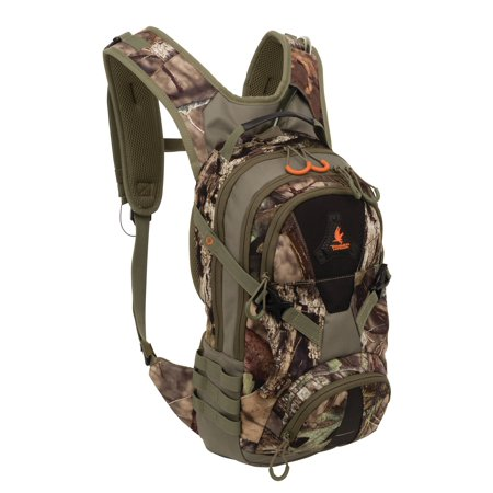 Timber Hawk Mission Hydration Hunting Backpack, Mossy Oak Break Up Country Camouflage