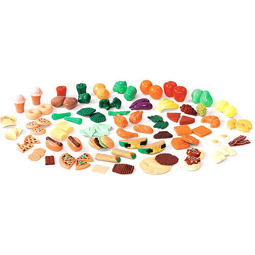 Step2 Play Food Assortment with 101 Pieces