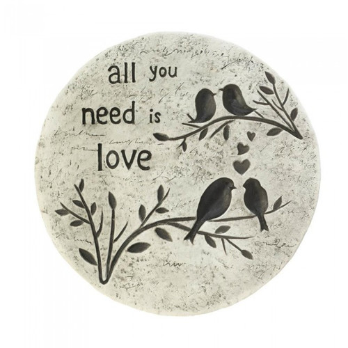 All You Need Is Love Stepping Stone by