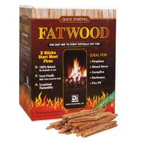 Dagan Fatwood Firestarter in a Box , 10 Pounds
