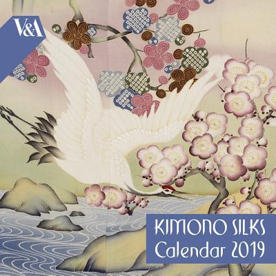 V&a Kimono Silks - Mini Wall Calendar 2019 (Art Calendar) (Other)