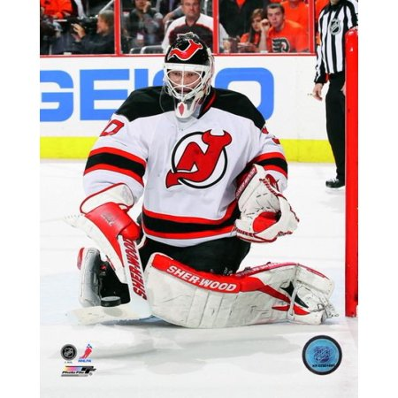 Martin Brodeur 2011-12 Playoff Action Photo Print ()