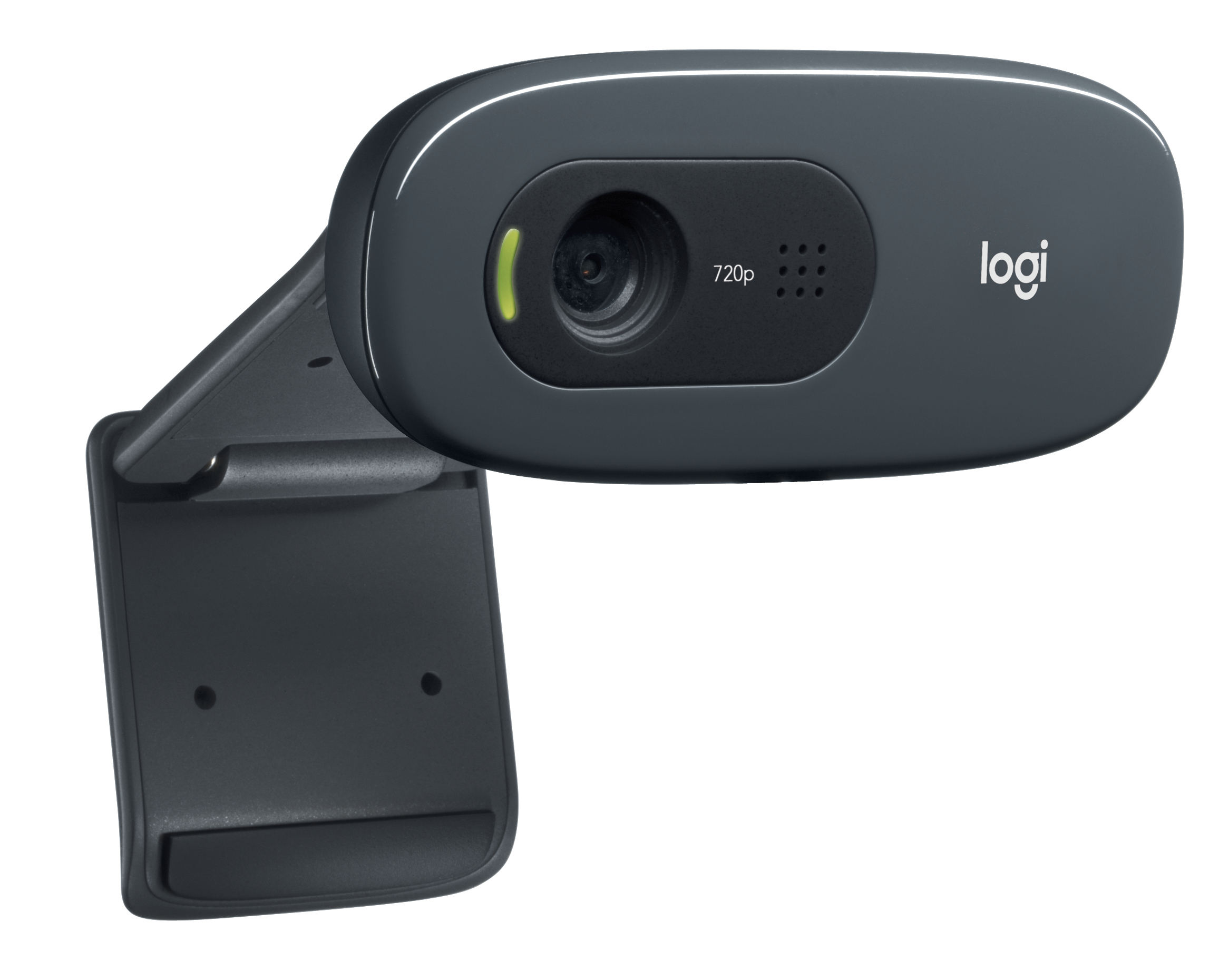 Logitech C270 HD WEBCAM All the essentials for HD 720p video calling - Walmart.com