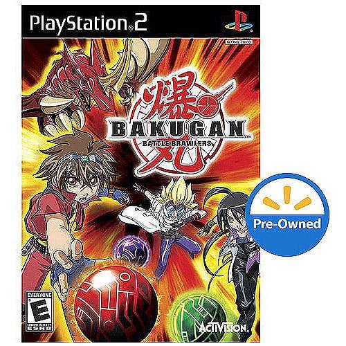 Bakugan Battle Brawlers (ps2) - Pre-owne