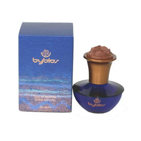 - Byblos Eau De Parfum Spray 1.7 Oz / 50 Ml for Women by Byblos