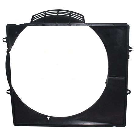 (Upper Radiator Cooling Fan Shroud Replacement for Toyota 4Runner 6 cyl 16711-65031 TO3110107)