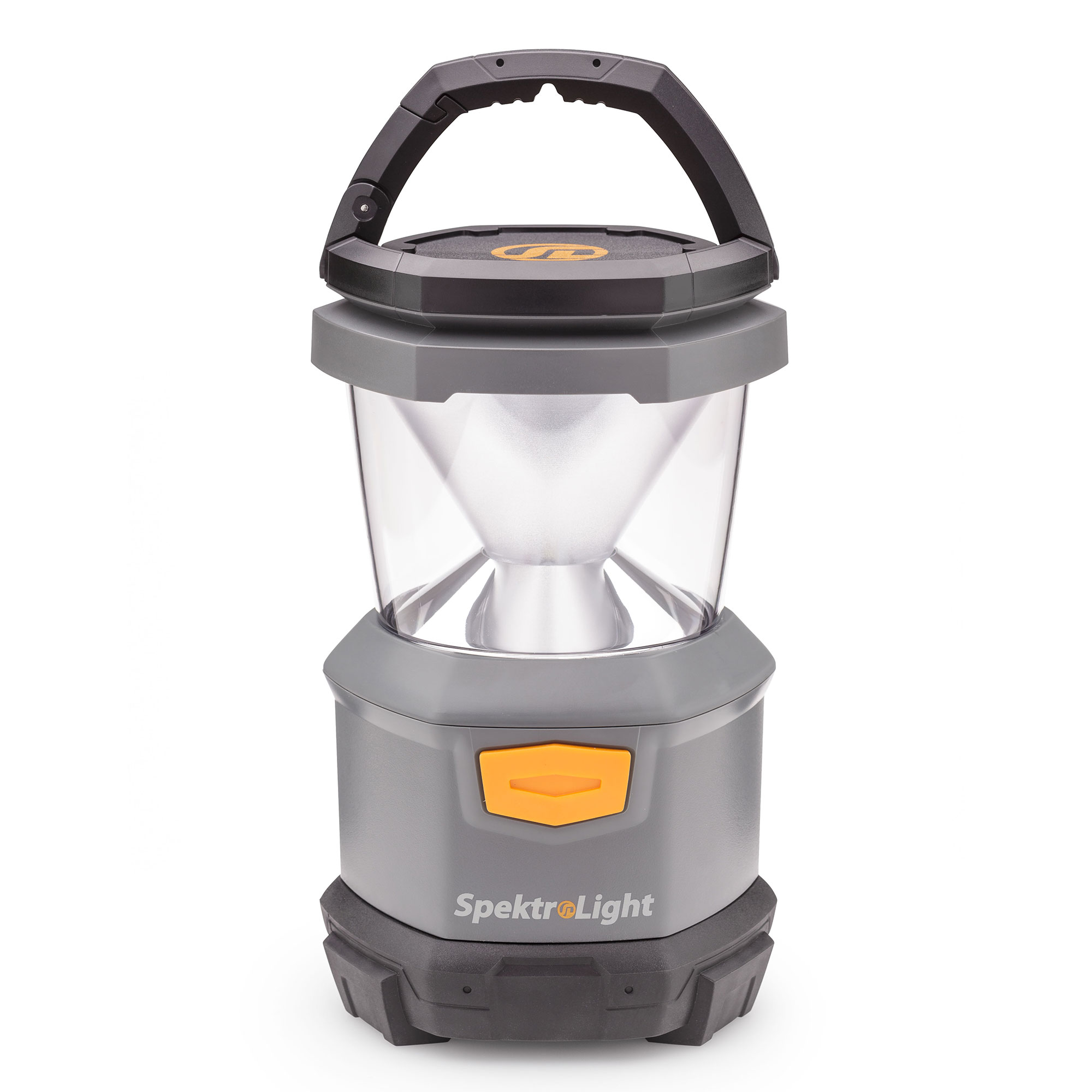 Spektrolight 400 Lumen Outdoor Camping Battery Powered Lantern with Nightlight