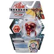 Bakugan Ultra, Dragonoid, 3-inch Tall Armored Alliance Collectible Action Figure and Trading Card