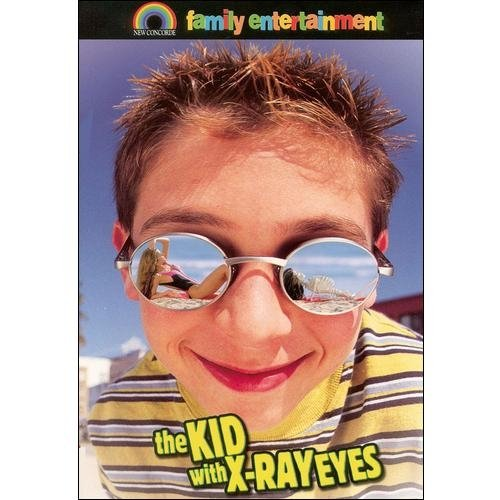 The Kid With The X-Ray Eyes