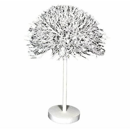 Amazingly Designed Willow Decorative Tree, White Decorative Willow Tree