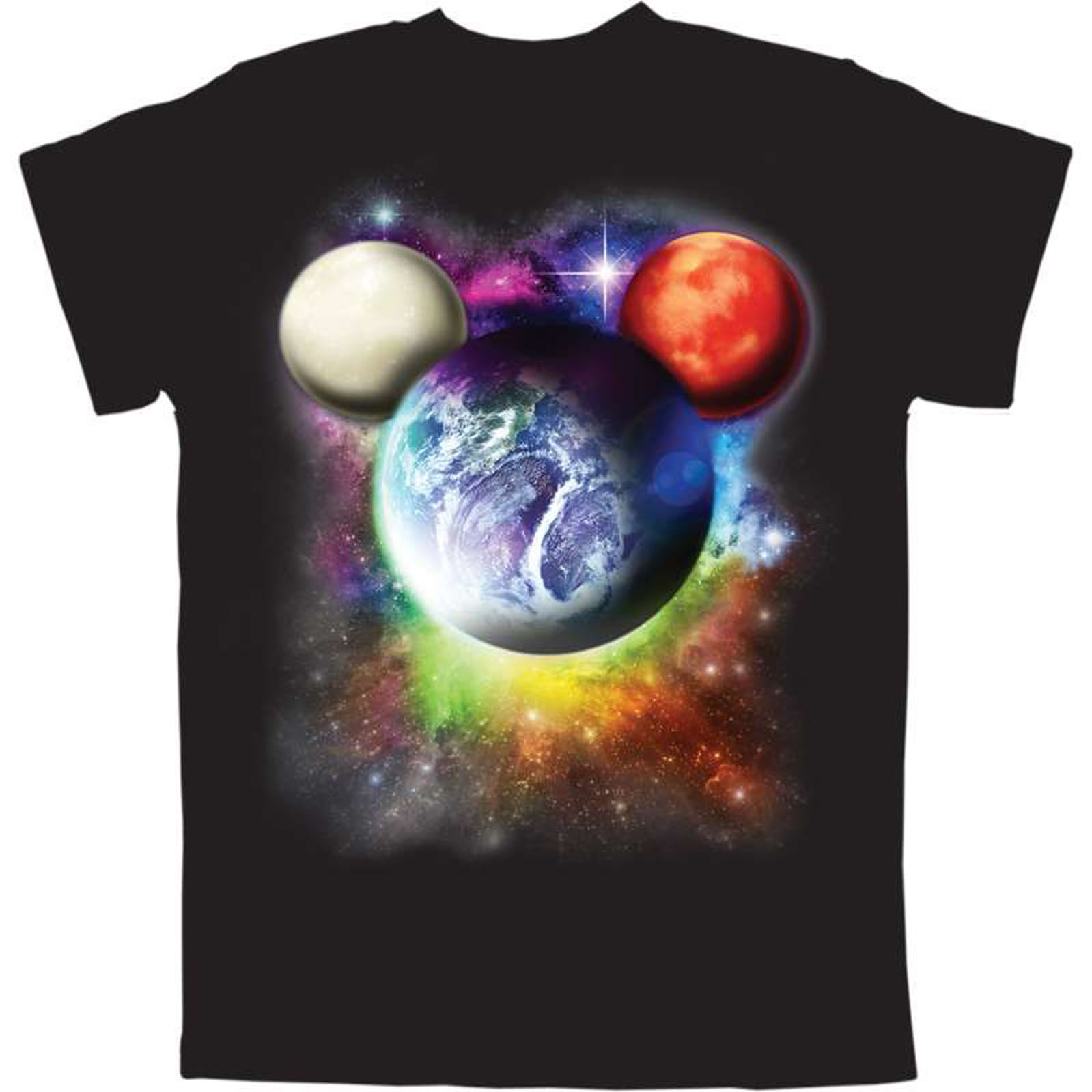 Boys Mickey Mouse Planet T Shirt