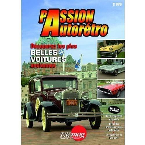 Passion Auto Retro by