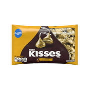 Hershey's Kisses Milk Chocolate Candy with Almonds, 11 Oz.