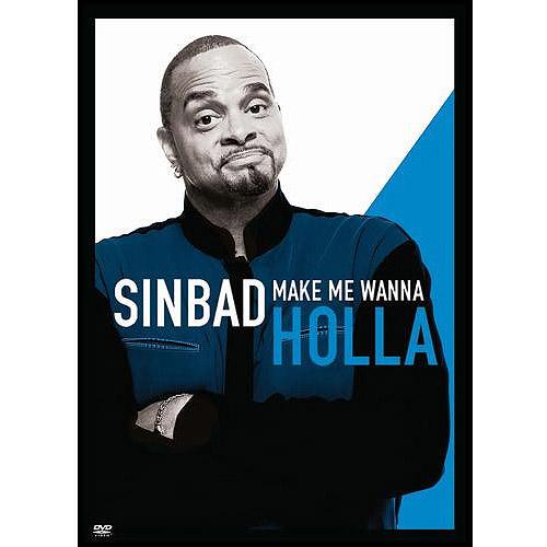 Sinbad: Make Me Wanna Holla (Widescreen)