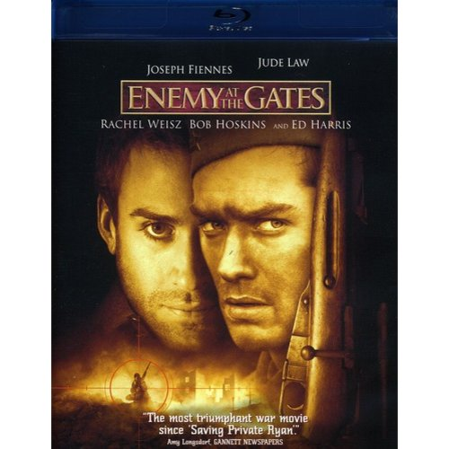 Paramount Home Vid Enemy At The Gates Bd Std Ws