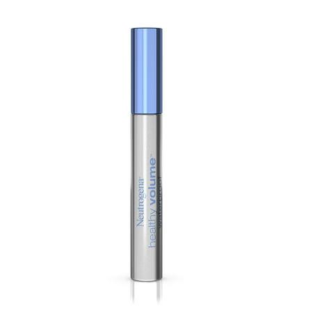 Neutrogena Healthy Volume Waterproof Mascara, Carbon Black 06,.21 (Best Smudge Proof Mascara Oily Skin)