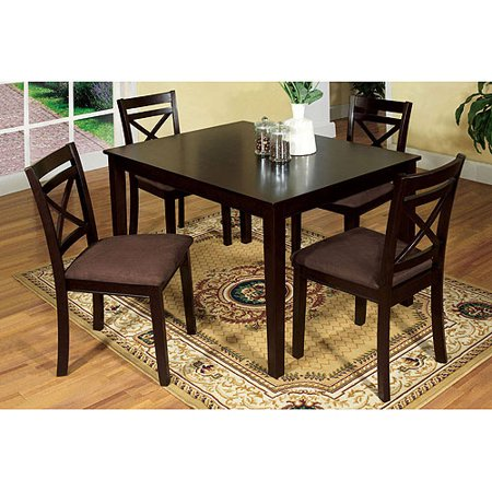Click here for Weston I CM3400T-5PK 5 Pc. Dining Table Set with T... prices