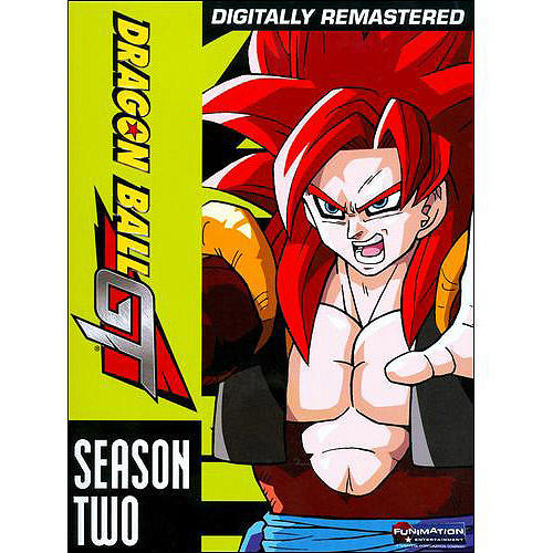 Dragon Ball GT: Season Two (With GT Movie: A Hero's Legacy) (Japanese)