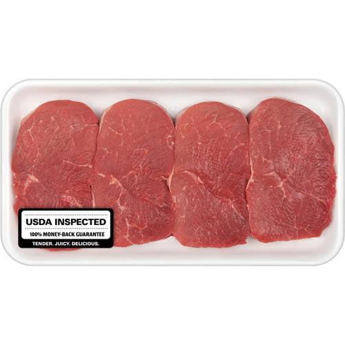 Beef Chuck Tender Steak, 0.5-2 lbs.