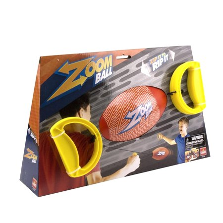Goliath Zip-It to Rip-It Zoom Ball, Fast Action Outdoor Fun, Perfect for the Whole Family (2 -