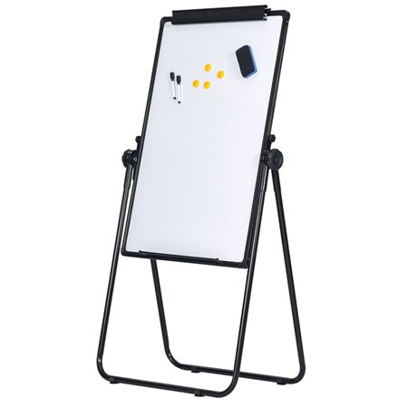 Easel Whiteboard U-stand Magnetic Dry Erase Board Office School Mark - Magnetic Whiteboard Paint