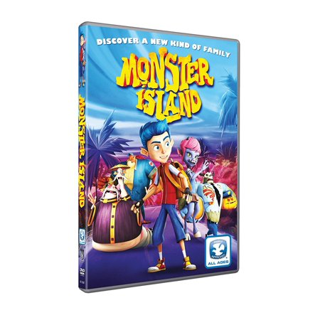 Monster Island (DVD) - Family Halloween Events Long Island