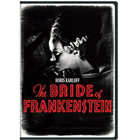 Bride of Frankenstein (DVD) - Bride Of Frankenstein Halloween