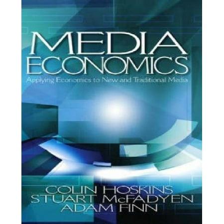 Media Economics: Applying Economics to New and Traditional Media - image 1 of 1