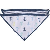 ideal baby by the makers of aden + anais Bandana Bibs, Set Sail
