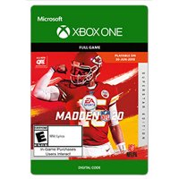 MADDEN NFL 20 SUPERSTAR EDITION, EA Sports, Xbox, [Digital Download]