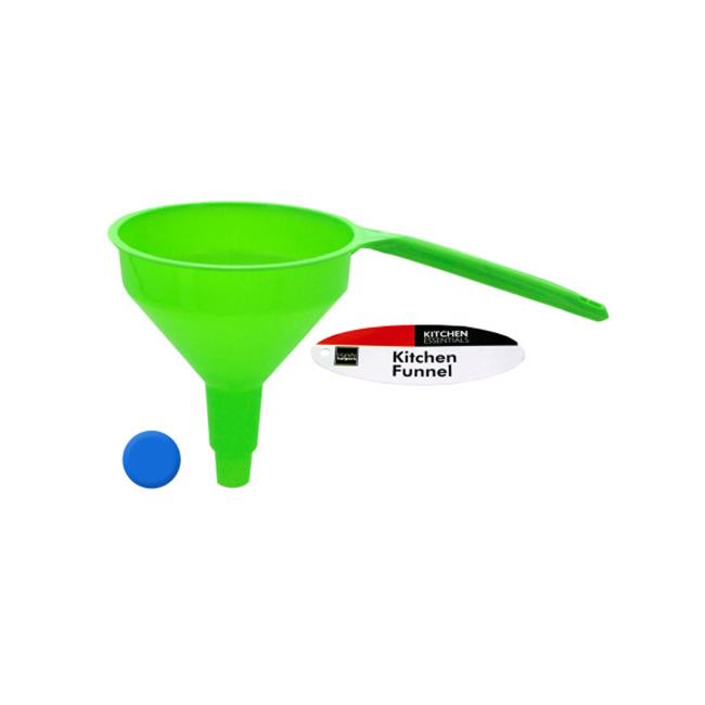 Bulk Buys GM814-24 Kitchen Funnel With Handle, 4.5 in. by Bulk Buys