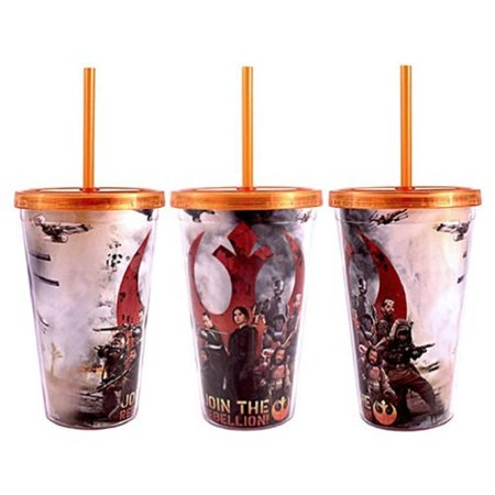 Star Wars Rogue One Join the Rebellion 16 oz. Travel Cup - Star Wars Party Cups