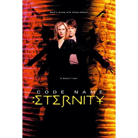 Code Name: Eternity POSTER Movie Mini Promo - Go Minis Promo Code