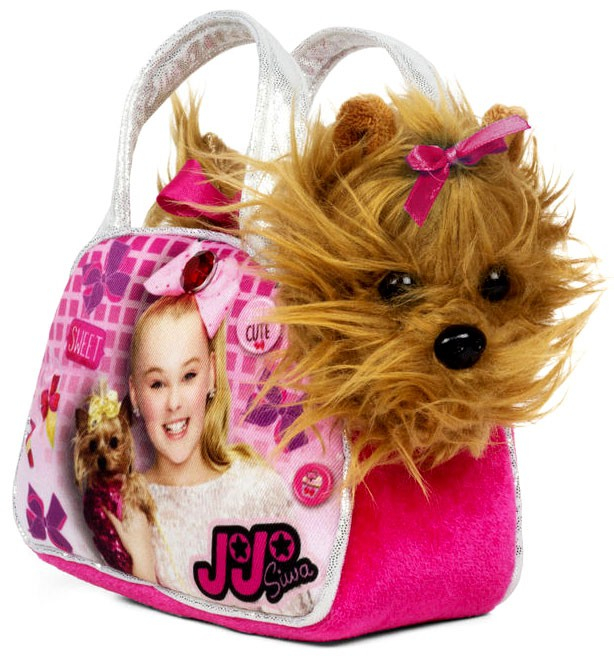 Nickelodeon JoJo Siwa Sequin Bag with Bow Bow by