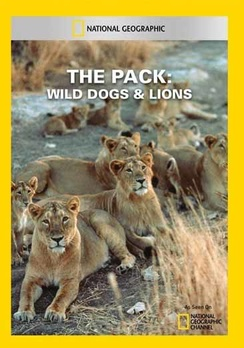 National Geographic Pack: Wild Dogs & Lions (DVD) by Supplier Generic