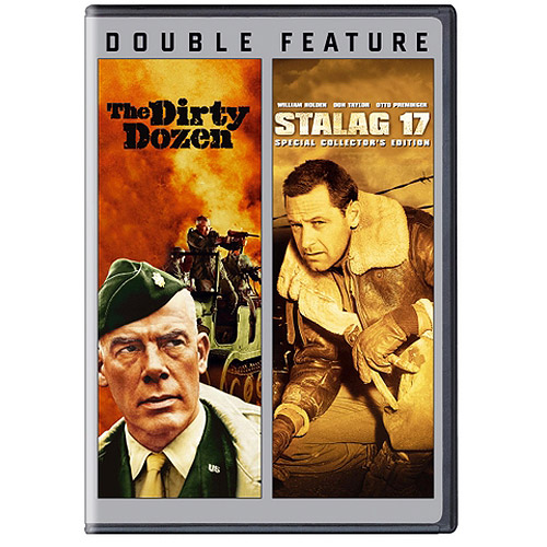 Stalag 17 / The Dirty Dozen (Widescreen)