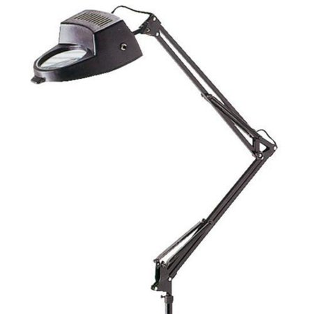 Alvin Magnifier Swing-Arm Lamp