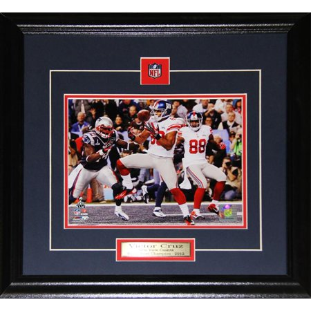 cd836429 Victor Cruz New York Giants 8x10 NFL Football Memorabilia Collector ...
