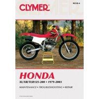 Honda XL/Xr/Tlr125-200 1979-2003 (Paperback)