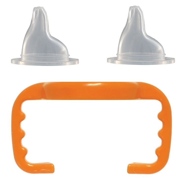 Thinkbaby Baby Bottle to Sippy Cup Conversion/ Replacement Kit