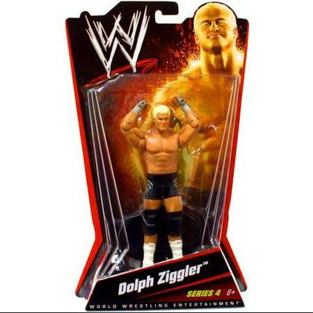 WWE Wrestling Basic Series 4 Dolph Ziggler Action Figure