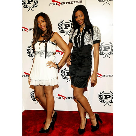 Angela Simmons Vanessa Simmons At Arrivals For Surprise Birthday Party For Reverend Run Tenjune New York City Ny November 29 2006 Photo By Ray TamarraEverett Collection Celebrity (Party City Ny)